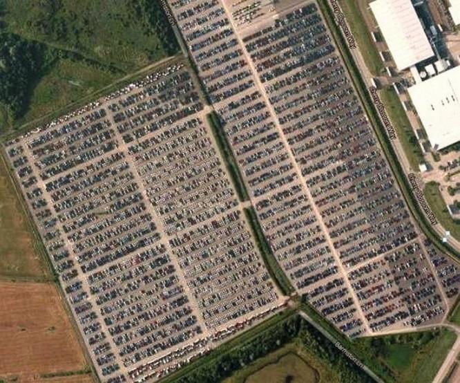 Nghĩa địa xe, thảm họa công nghiệp ô tô đe dọa thế giới ảnh 5