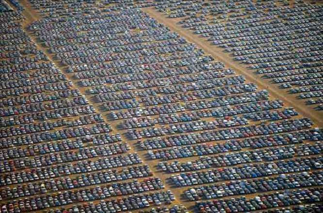 Nghĩa địa xe, thảm họa công nghiệp ô tô đe dọa thế giới ảnh 6