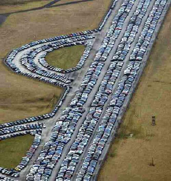Nghĩa địa xe, thảm họa công nghiệp ô tô đe dọa thế giới ảnh 8