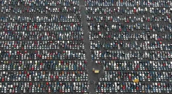 Nghĩa địa xe, thảm họa công nghiệp ô tô đe dọa thế giới ảnh 9