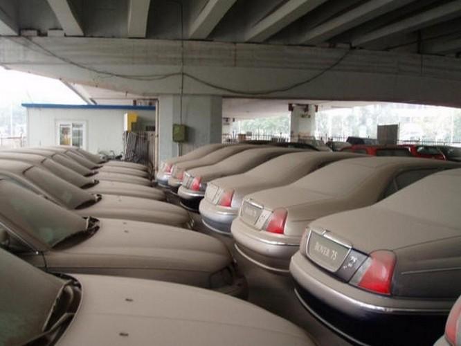 Nghĩa địa xe, thảm họa công nghiệp ô tô đe dọa thế giới ảnh 12