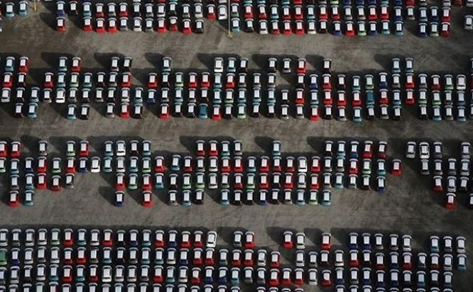 Nghĩa địa xe, thảm họa công nghiệp ô tô đe dọa thế giới ảnh 14