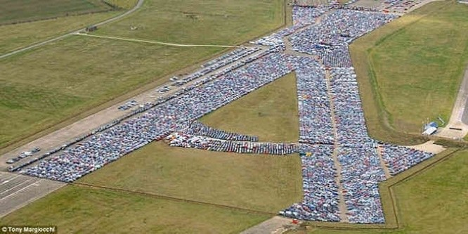 Nghĩa địa xe, thảm họa công nghiệp ô tô đe dọa thế giới ảnh 17