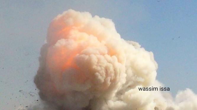Quân Syria tập kích tên lửa ở Đông Ghouta, diệt 15 tay súng cực đoan ảnh 1