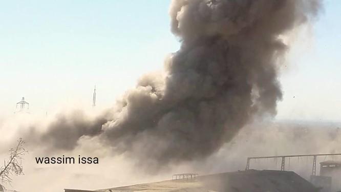 Quân Syria tập kích tên lửa ở Đông Ghouta, diệt 15 tay súng cực đoan ảnh 2