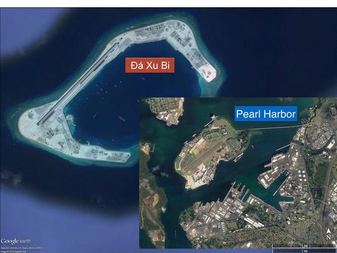 """Biển Đông: Mỹ báo động """"bộ ba đảo lớn"""" Trung Quốc (II) ảnh 1"""