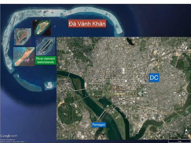 """Biển Đông: Mỹ báo động """"bộ ba đảo lớn"""" Trung Quốc (II) ảnh 2"""