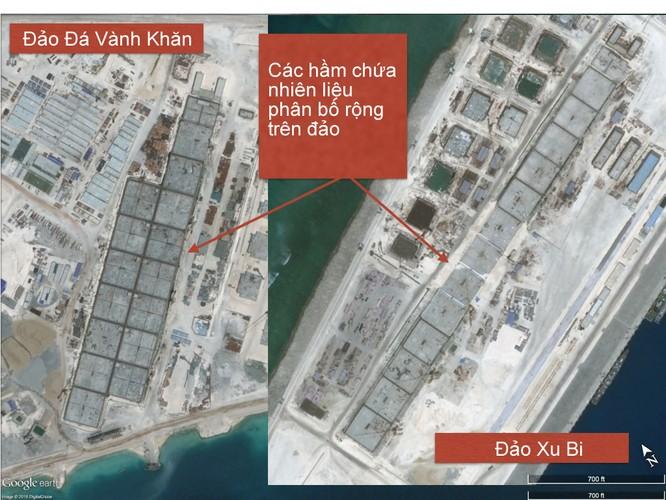 """Biển Đông: Mỹ báo động """"bộ ba đảo lớn"""" Trung Quốc (II) ảnh 4"""