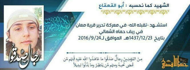 Lực lượng Hồi giáo cực đoan mất 40 tay súng khi tấn công thị trấn Maan ảnh 2