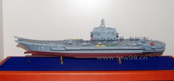Chóng mặt tốc độ đóng tàu sân bay thứ hai CV -17 của Trung Quốc ảnh 3