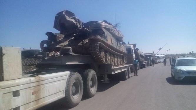 Lực lượng quân tình nguyện đến tiếp viện cho Hama ảnh 5