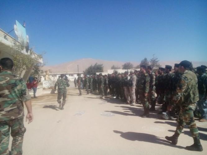 Lực lượng quân tình nguyện đến tiếp viện cho Hama ảnh 7