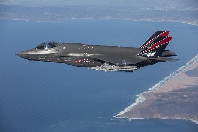"""Đây là những lý do khiến """"quái vật"""" F-35 trở nên đáng sợ ảnh 3"""