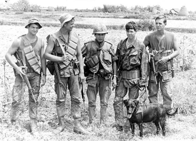 """Chiến trường Việt Nam và bí mật về các biệt đội """"săn người"""" Mỹ ảnh 1"""