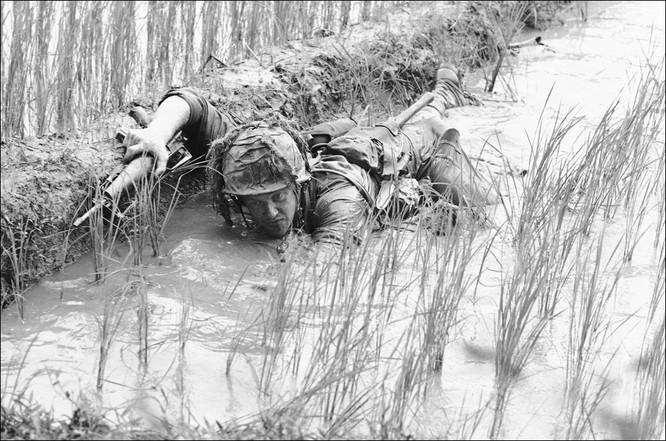 """Bao nhiêu lính Mỹ bỏ mạng vì """"ta bắn mình"""" tại chiến trường Việt Nam ảnh 2"""