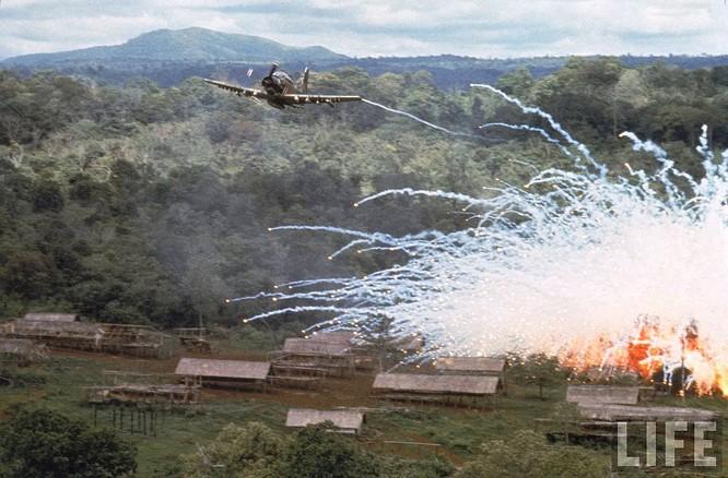 """Vũ khí Chú Sam """"đấm lưng"""" quân Mỹ trên chiến trường Việt Nam ảnh 2"""