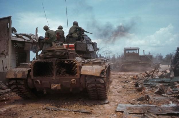 """Vũ khí Chú Sam """"đấm lưng"""" quân Mỹ trên chiến trường Việt Nam ảnh 1"""