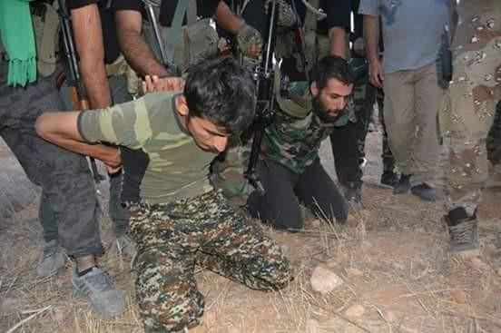 Chiến sự Aleppo: Quân đội Syria bắt sống một số tay súng thánh chiến ảnh 1