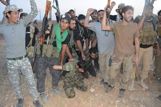 Chiến sự Aleppo: Quân đội Syria bắt sống một số tay súng thánh chiến ảnh 2