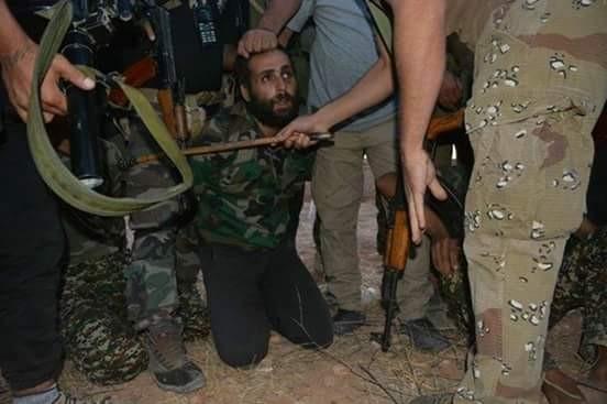 Chiến sự Aleppo: Quân đội Syria bắt sống một số tay súng thánh chiến ảnh 3