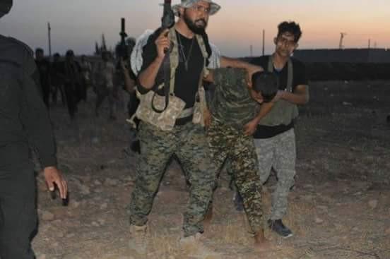 Chiến sự Aleppo: Quân đội Syria bắt sống một số tay súng thánh chiến ảnh 4