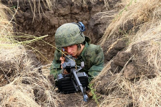 Quân đội Ukraine tấn công Donetsk, 15 lính đánh thuê chết, 25 bị thương ảnh 1