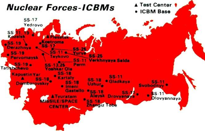 """""""Bàn tay thần chết"""" - Hệ thống vũ khí răn đe tối hậu của Nga ảnh 1"""