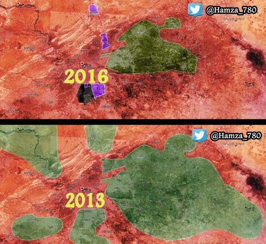 Quân đội Syria sắp giải phóng hoàn toàn Đông Ghouta ảnh 1