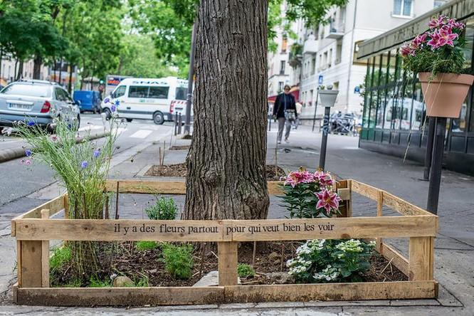 Paris tráng lệ sẽ còn xanh và đẹp hơn ảnh 6