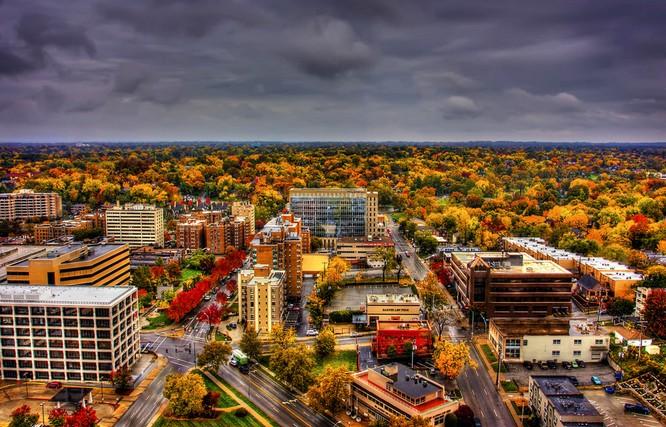 Tuyệt đẹp cảnh sắc mùa thu trên khắp nước Mỹ ảnh 27
