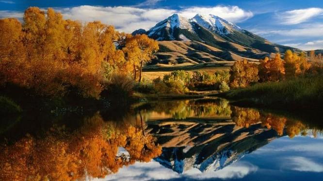 Tuyệt đẹp cảnh sắc mùa thu trên khắp nước Mỹ ảnh 29