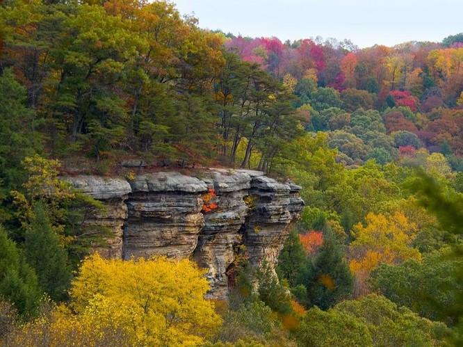 Tuyệt đẹp cảnh sắc mùa thu trên khắp nước Mỹ ảnh 38