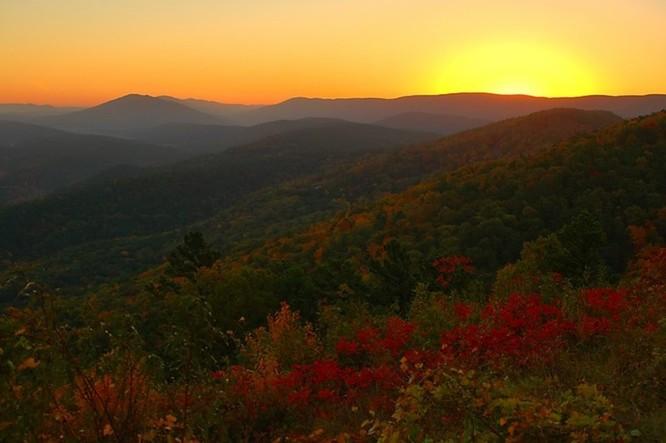 Tuyệt đẹp cảnh sắc mùa thu trên khắp nước Mỹ ảnh 39