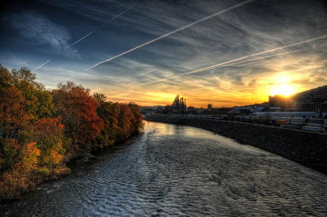 Tuyệt đẹp cảnh sắc mùa thu trên khắp nước Mỹ ảnh 41