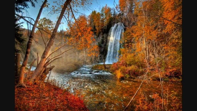 Tuyệt đẹp cảnh sắc mùa thu trên khắp nước Mỹ ảnh 48