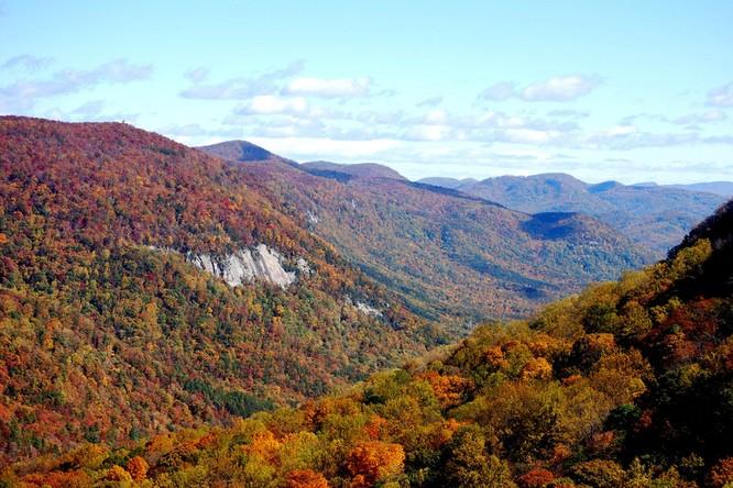 Tuyệt đẹp cảnh sắc mùa thu trên khắp nước Mỹ ảnh 49
