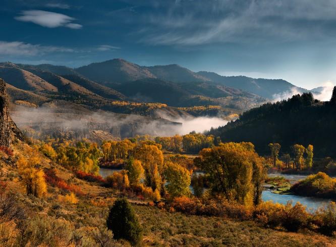 Tuyệt đẹp cảnh sắc mùa thu trên khắp nước Mỹ ảnh 1