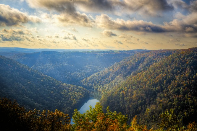 Tuyệt đẹp cảnh sắc mùa thu trên khắp nước Mỹ ảnh 15