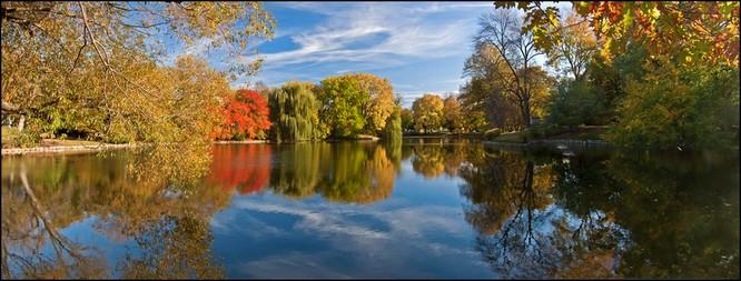 Tuyệt đẹp cảnh sắc mùa thu trên khắp nước Mỹ ảnh 16