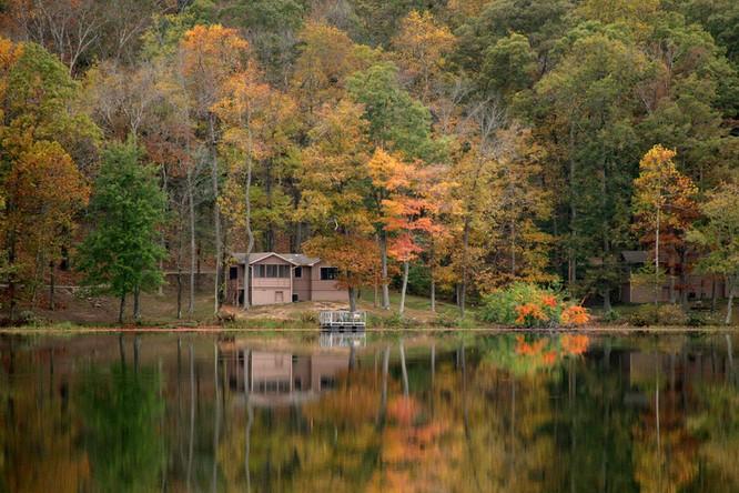 Tuyệt đẹp cảnh sắc mùa thu trên khắp nước Mỹ ảnh 20