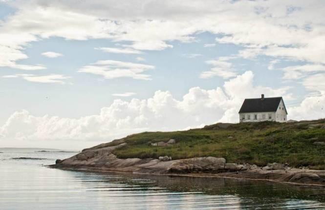 Những ngôi nhà cô đơn đẹp tuyệt vời trên thế giới ảnh 13