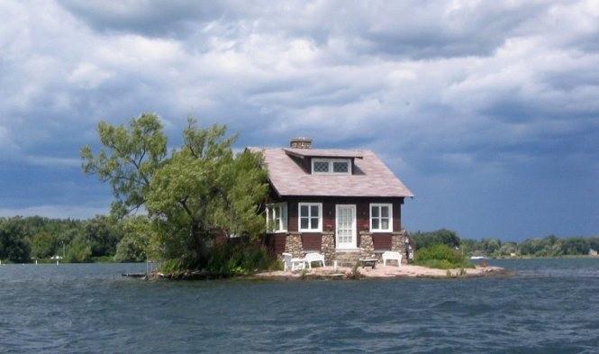 Những ngôi nhà cô đơn đẹp tuyệt vời trên thế giới ảnh 16