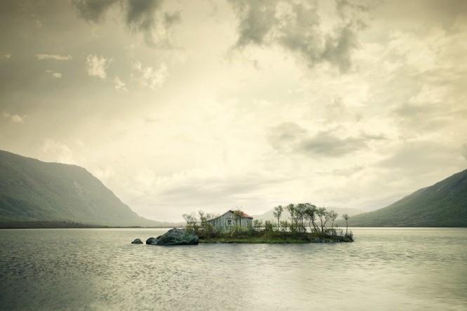 Những ngôi nhà cô đơn đẹp tuyệt vời trên thế giới ảnh 17