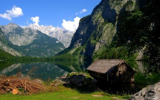 Những ngôi nhà cô đơn đẹp tuyệt vời trên thế giới ảnh 21
