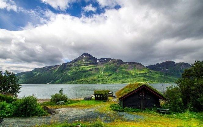 Những ngôi nhà cô đơn đẹp tuyệt vời trên thế giới ảnh 23