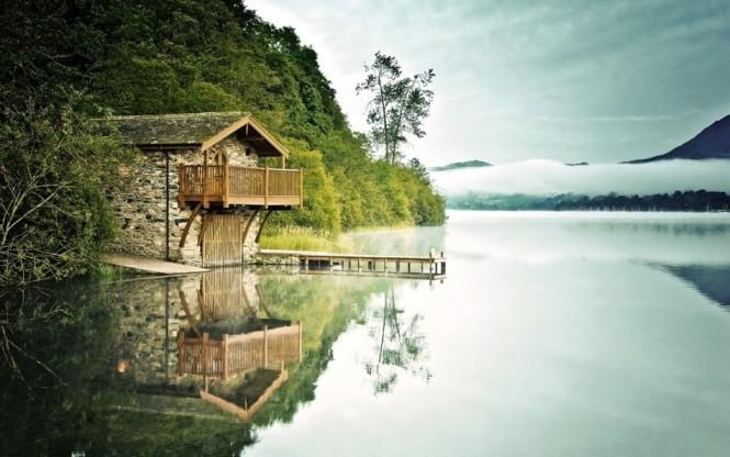 Những ngôi nhà cô đơn đẹp tuyệt vời trên thế giới ảnh 24