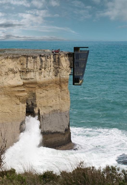 Những ngôi nhà cô đơn đẹp tuyệt vời trên thế giới ảnh 27