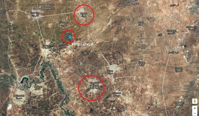 Quân đội Syria tấn công mạnh trên tuyến lửa Hama ảnh 1