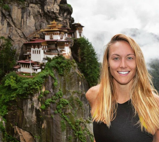 Ngưỡng mộ cô gái đến thăm 180 nước chỉ trong 15 tháng ảnh 1