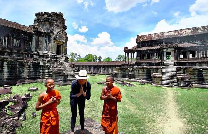 Ngưỡng mộ cô gái đến thăm 180 nước chỉ trong 15 tháng ảnh 7